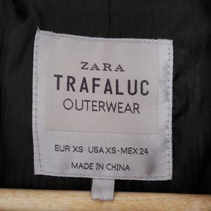 Zara Jackets & Coats - Zara faux leather biker jacket